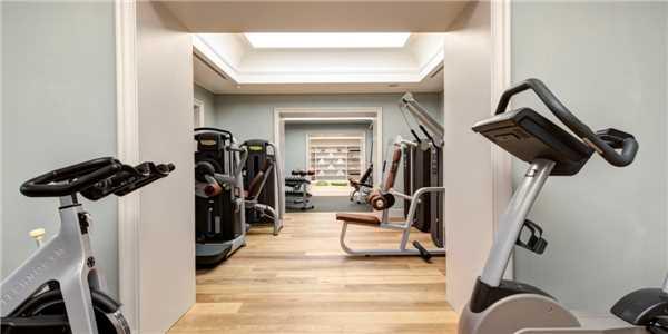 Rocco Forte Savoy Fitnessbereich