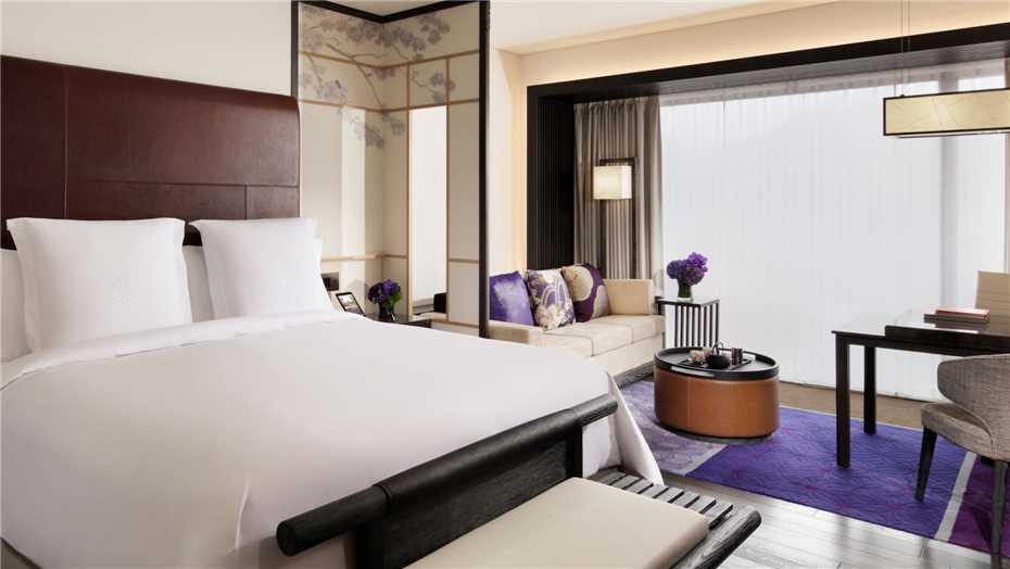 Four Seasons Hotel Kyoto Doppelzimmer