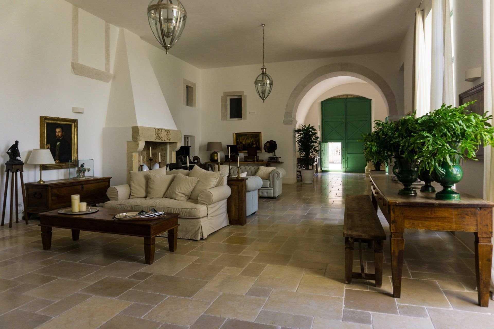 Palazzo Ducale Venturi Lobby