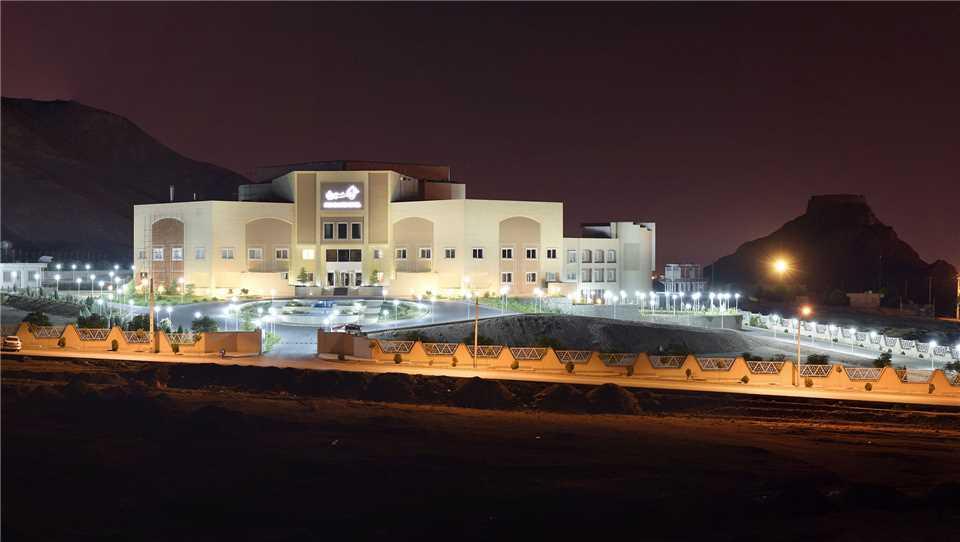 Arg a Jadid Hotel Außenansicht