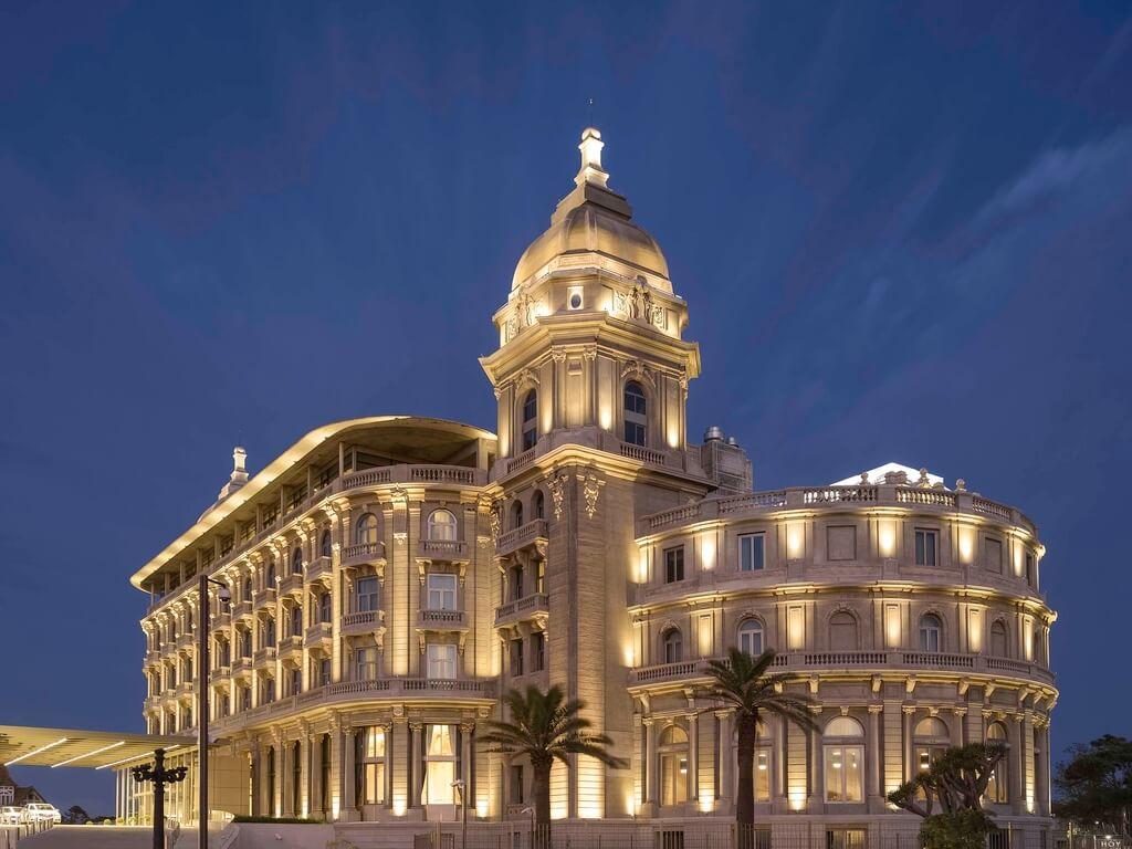 Montevideo Casino Carrasco and Spa Außenansicht
