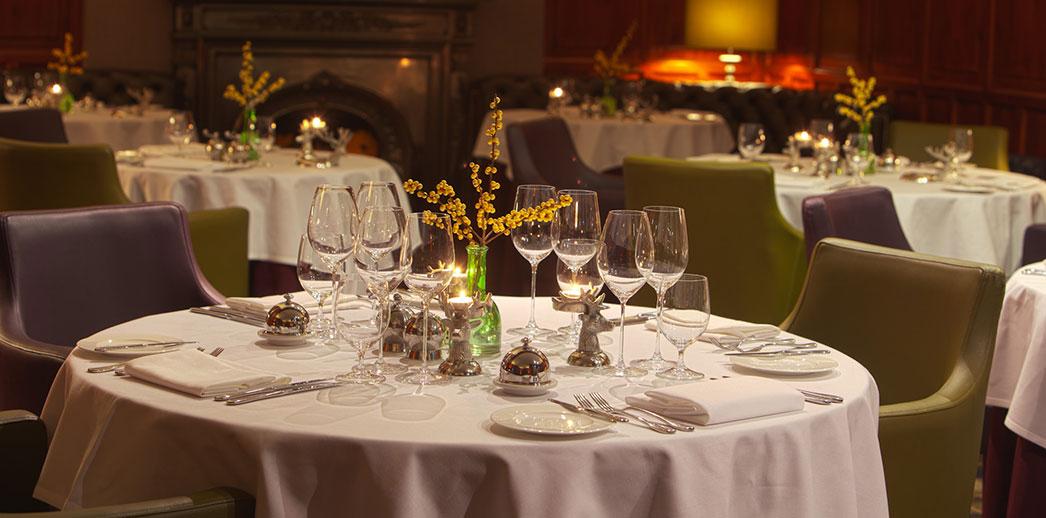 Fonab Castle Hotel Hotelrestaurant