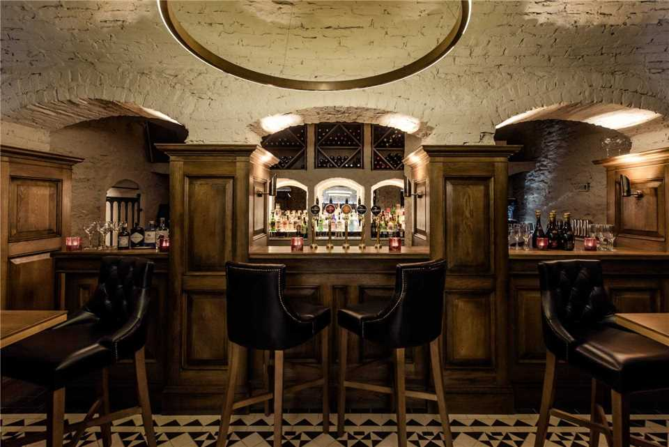 Cahernane House Hotel – Killarney Hotel Bar