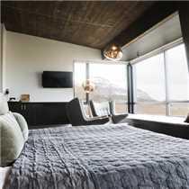 Fosshotel Glacier Lagoon Zimmer