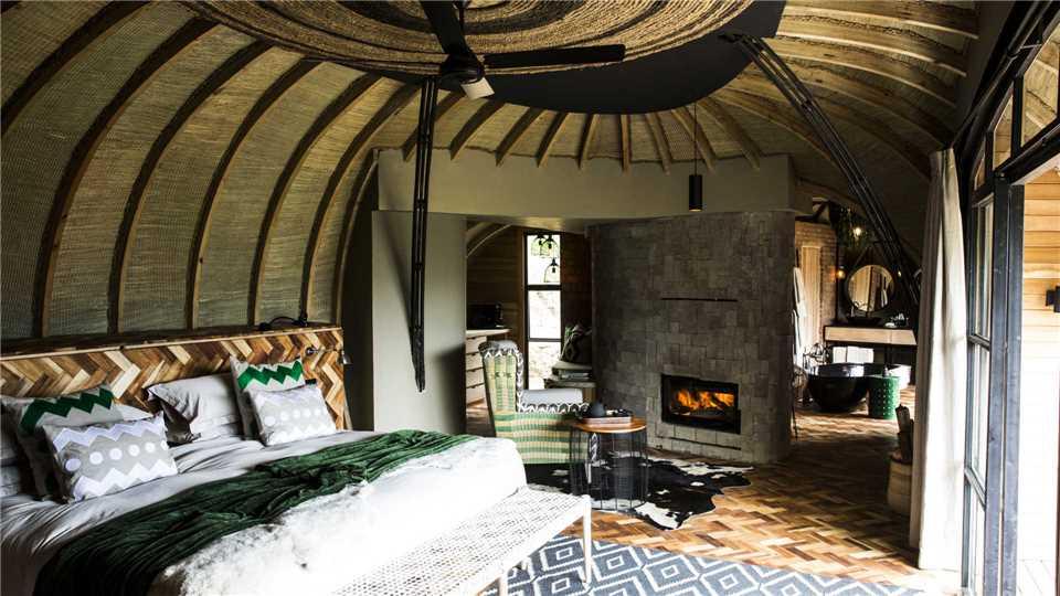 Bisate Lodge Zimmer