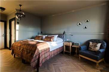 Skalakot Hotel Zimmer