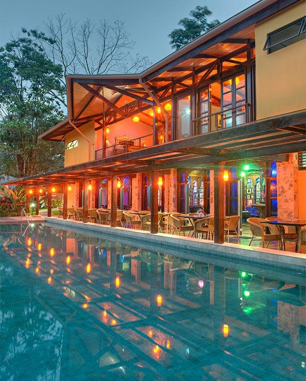Nayara Springs Restaurant