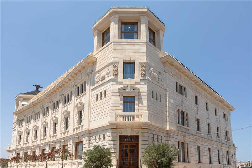 Ortea Palace Luxury Hotel Außenansicht