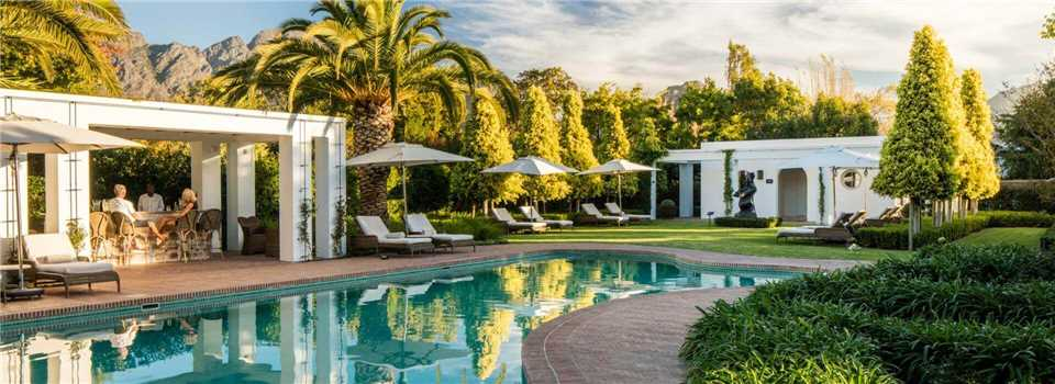 Leeu House Pool