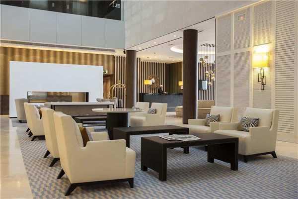 Grand Hotel Sardinero Lobby