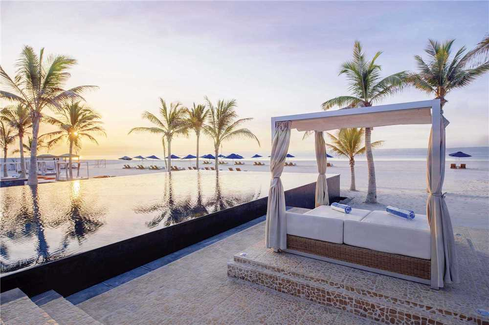 Al Baleed Resort Salalah by Anantara Liegen