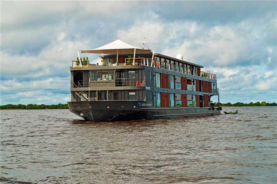 Aqua Mekong Schiffansicht