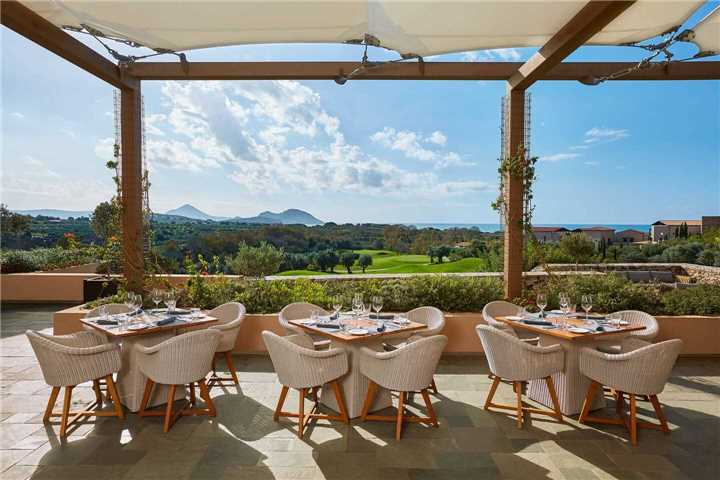 The Romanos Restaurant