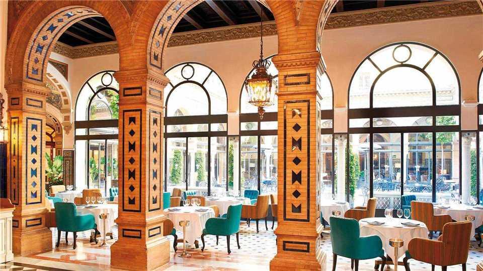 Hotel Alfonso XIII Restaurant