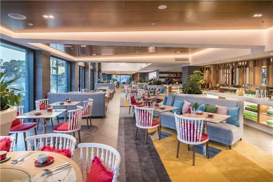 M Social Auckland Restaurant