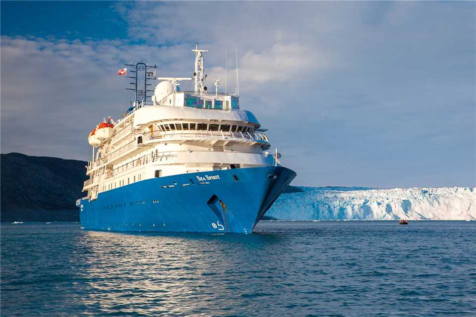 Poseidon Expeditions Sea Spirit Außenkabine