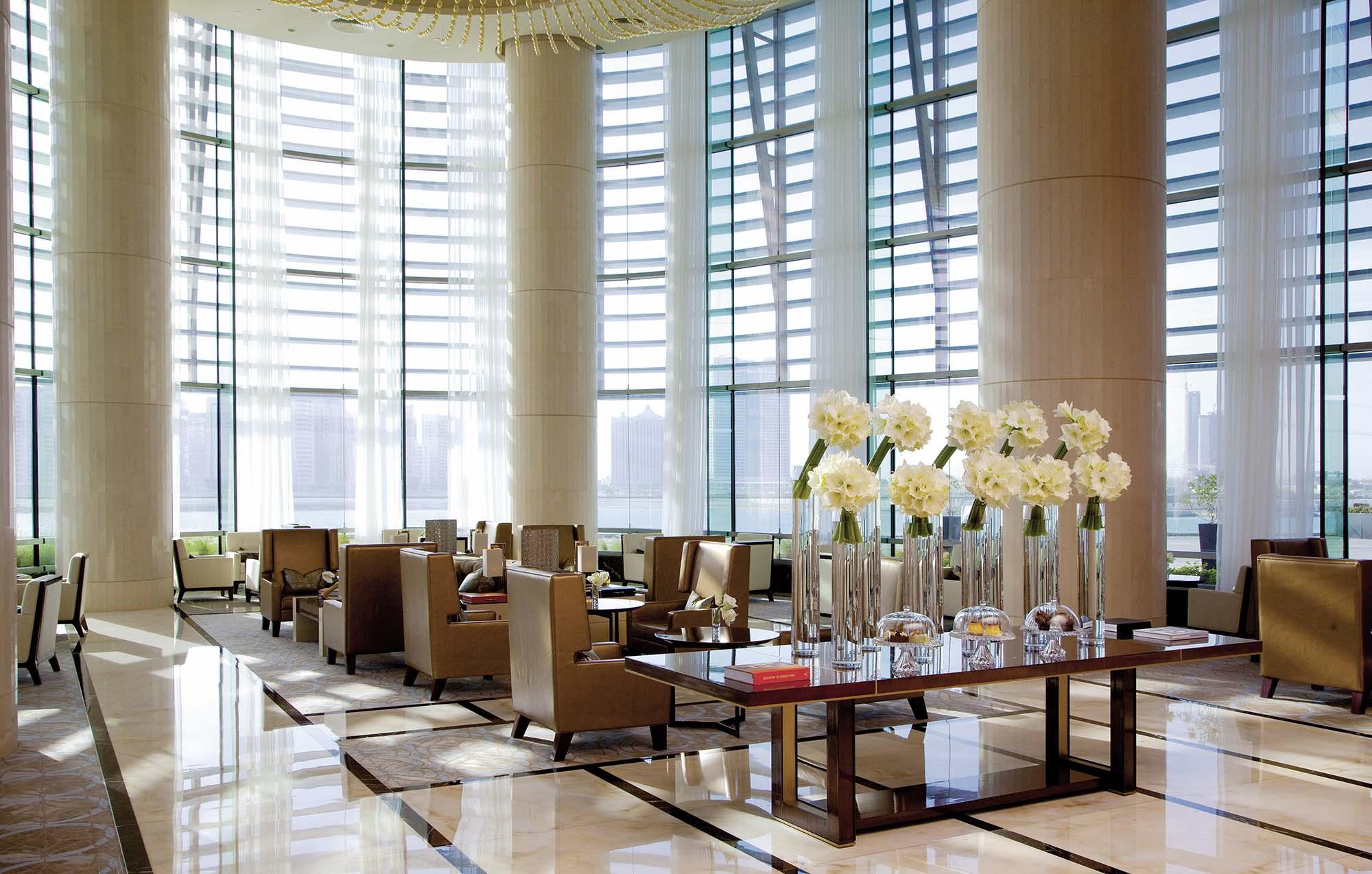 Rosewood Abu Dhabi Lounge