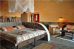 Rostock Ritz Desert Lodge Doppelzimmer