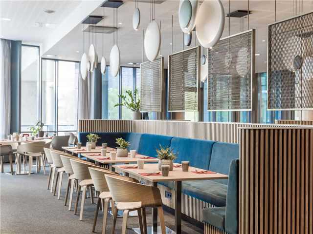 Radisson Blu Airport Hotel Restaurant