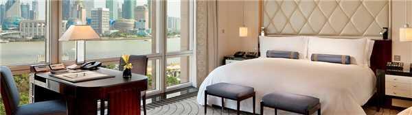 The Peninsula Hotel Doppelzimmer