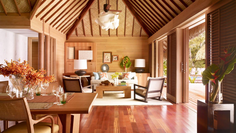 Four Seasons Resort Bora Bora Bungalow