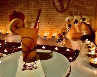 Hotel Ghasr Badezimmer