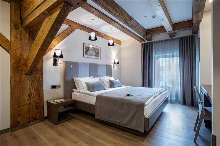 Michaelson Boutique Hotel Doppelzimmer