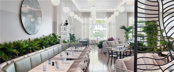 COMO Metropolitan Miami Beach Restaurant