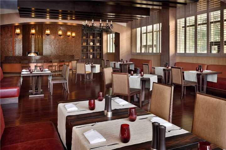 Kigali Marriott Hotel Restaurant