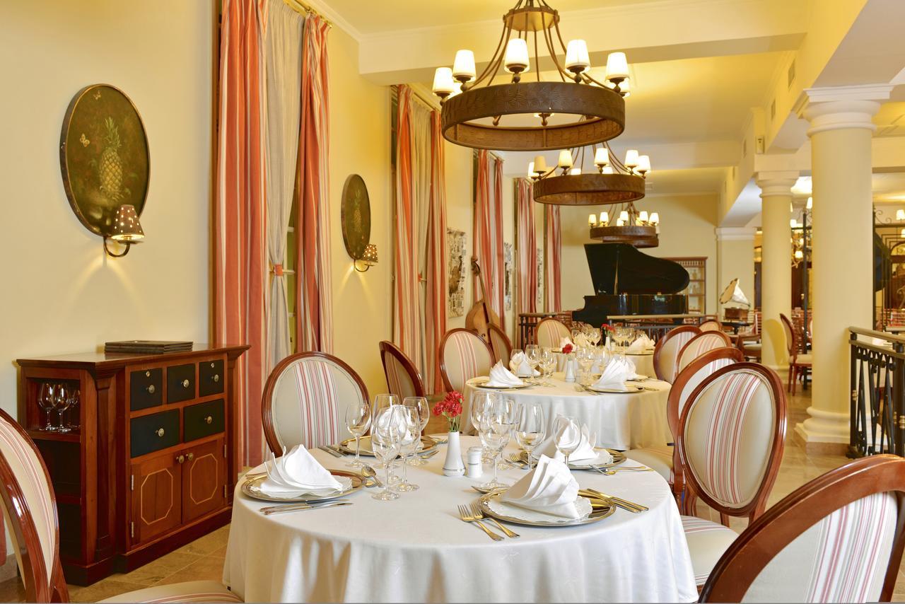 Iberostar Grand Hotel Trinidad Restaurant