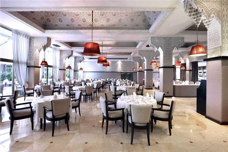 La Tour Hassan Restaurant Imperial