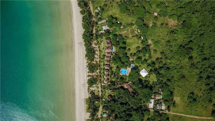 Daluyon Beach & Mountain Resort Luftaufnahme