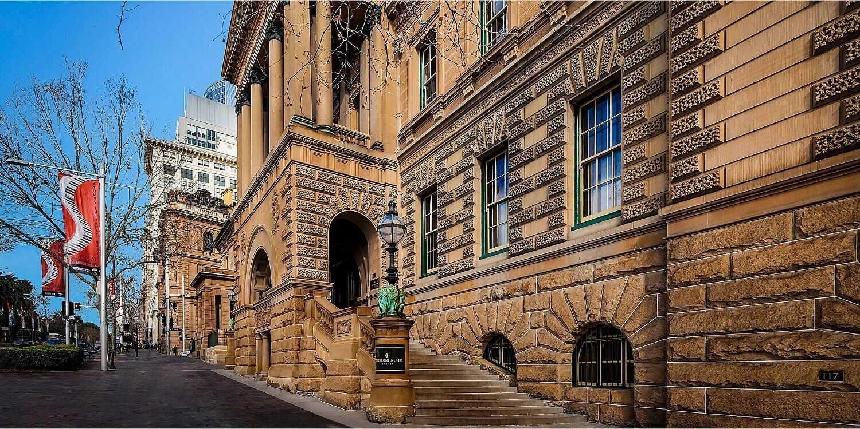 InterContinental Sydney Außenansicht