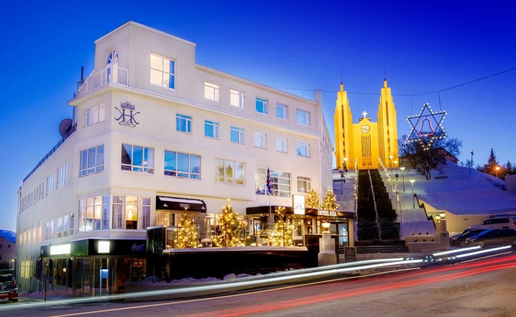 Hotel Borg by Keahotels Außenansicht