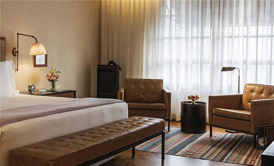 Fasano Sao Paulo Doppelzimmer