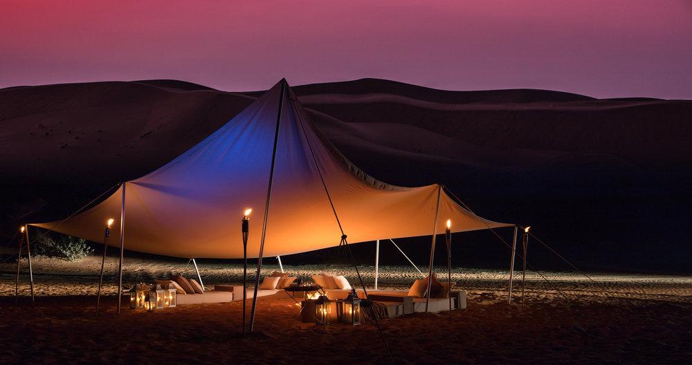 Magic Camp Wahiba Sands Wüsten Camp