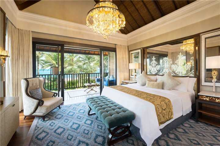 The St. Regis Bali Resort Suite