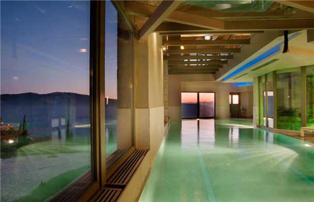 Hotel Aegli Schwimmbad