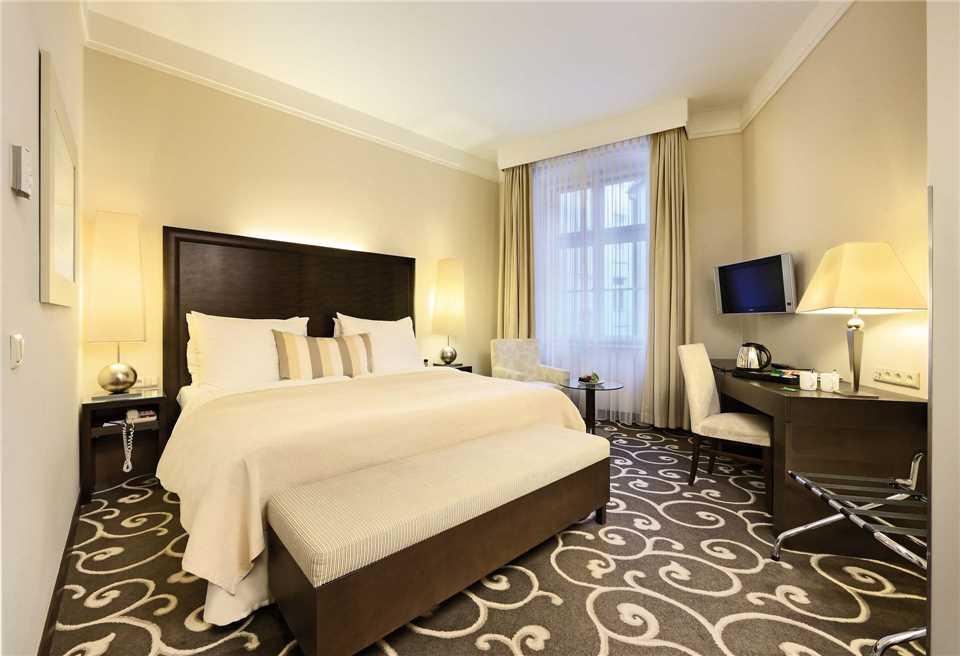 Grand Hotel Bohemia Doppelzimmer