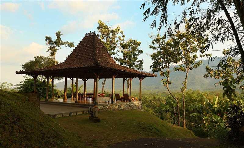 Plataran Borobudur Resort & Spa Aussichtspunkt