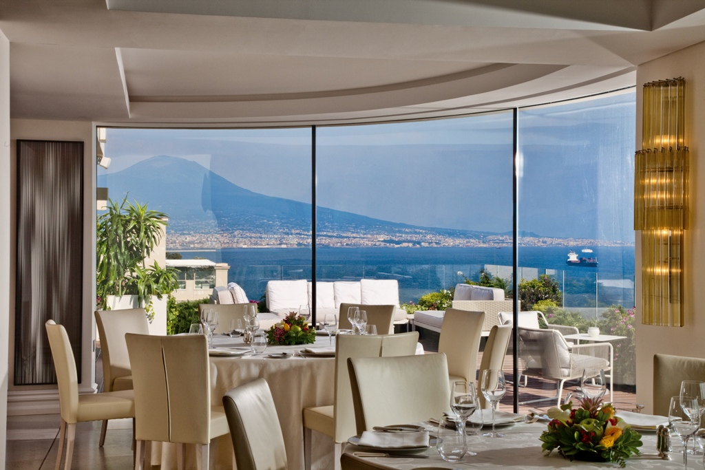 Grand Hotel Vesuvio Restaurant
