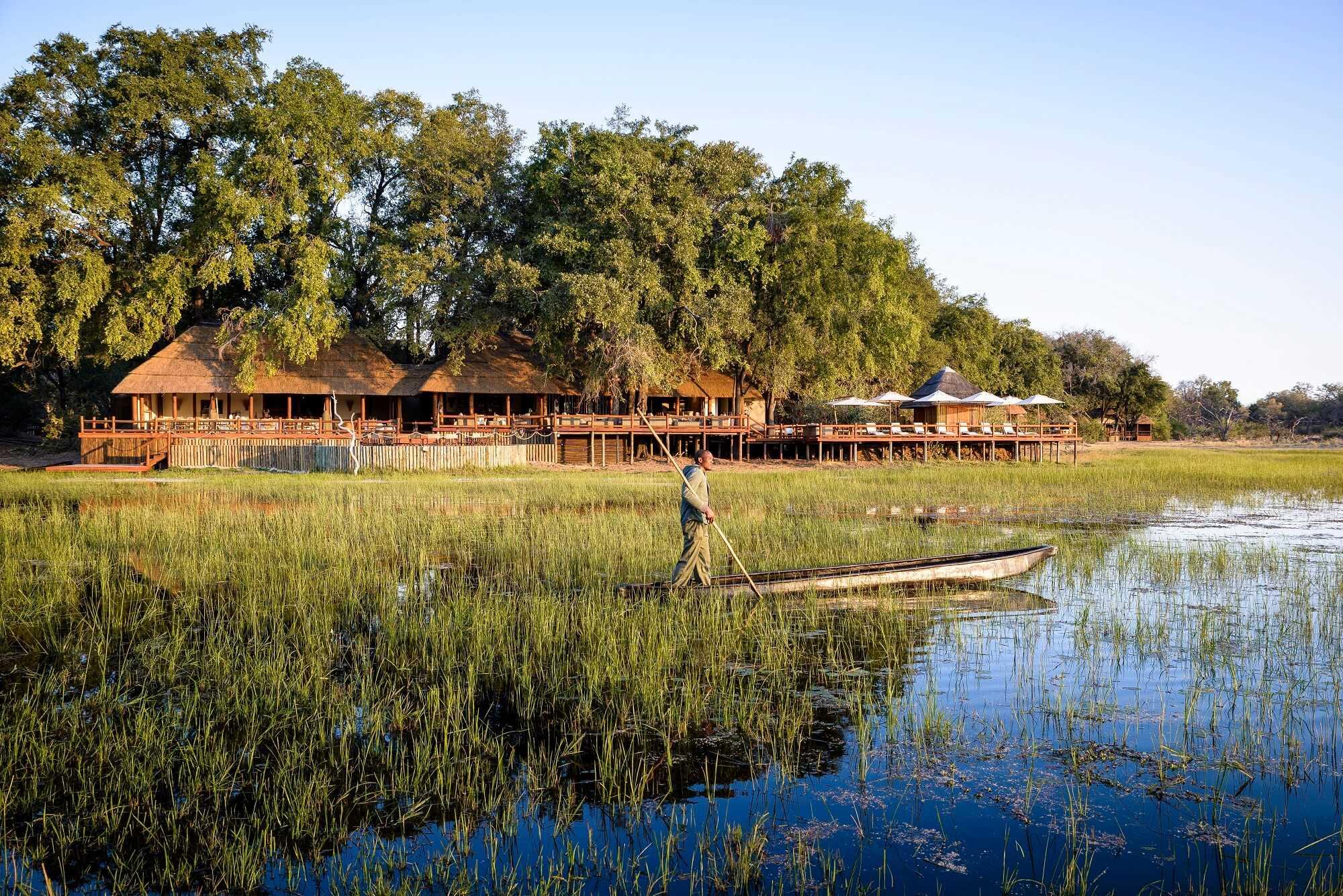 Sanctuary Chiefs Camp Umgebung
