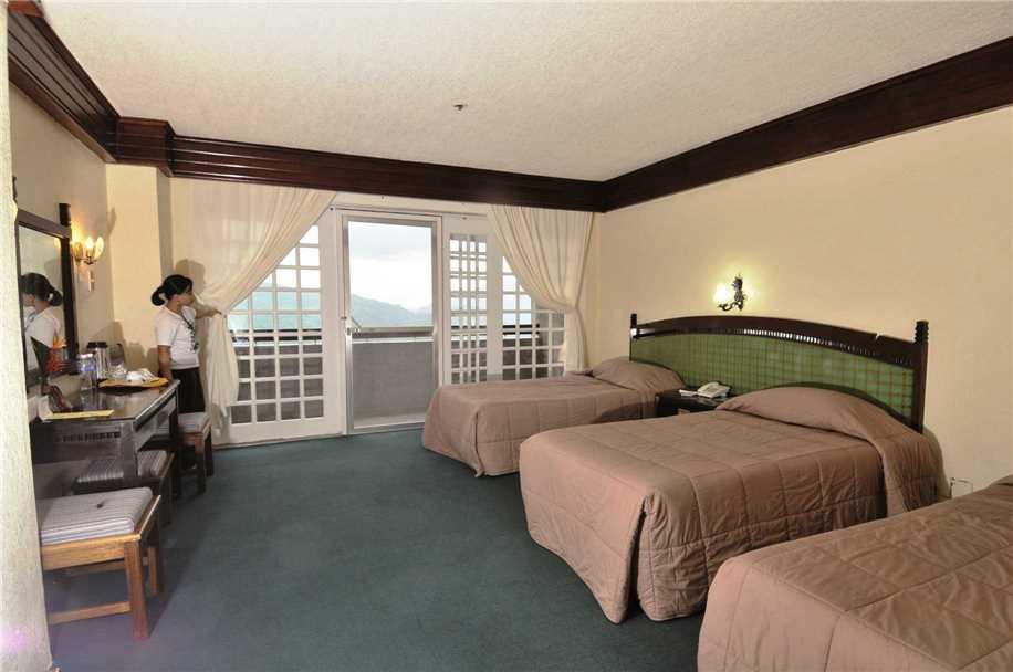 Banaue Hotel Zweibettzimmer