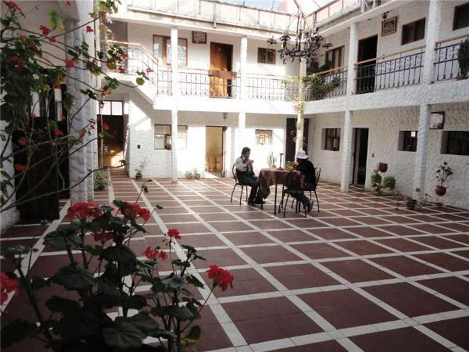 Hotel La Magia de San Juan Terrasse