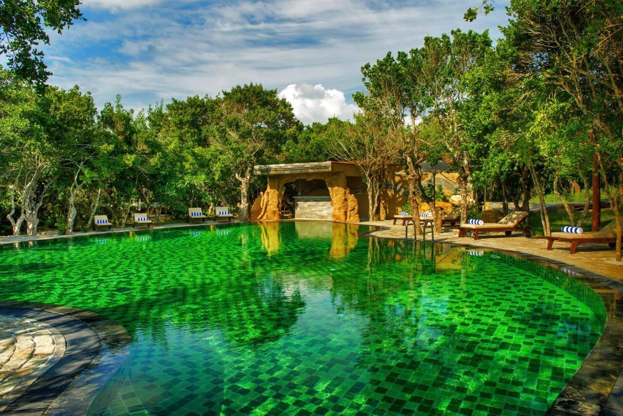 Chena Huts Pool