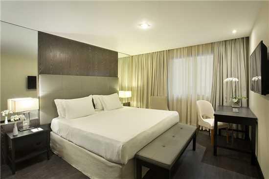 Windsor California Doppelzimmer