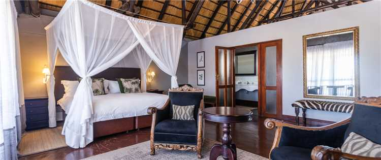Epacha Game Lodge & Spa Charlet