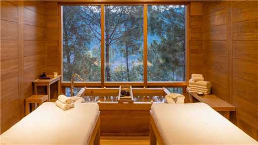 Dhensa Boutique Resort Wellnessbereich