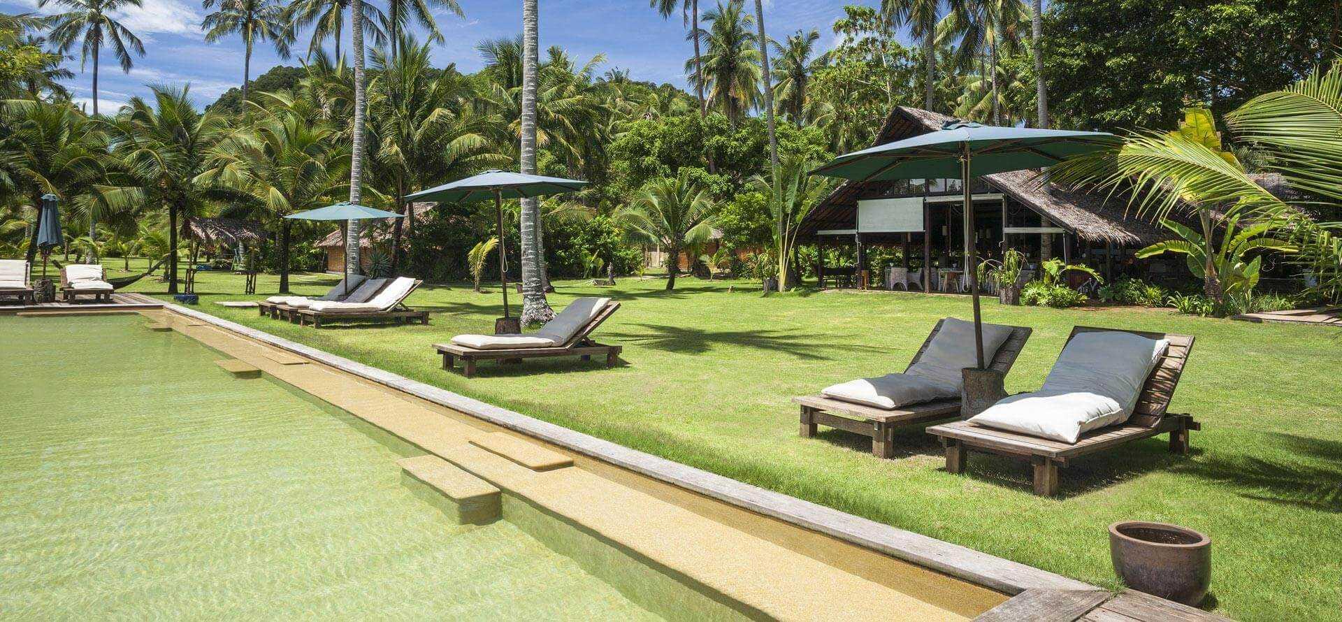 Koyao Island Resort Pool