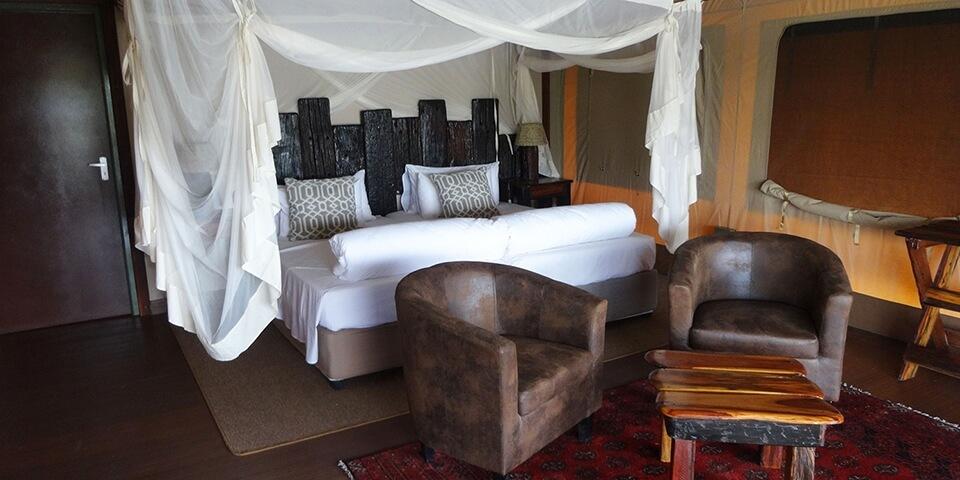 Shametu River Lodge Luxury Chalet